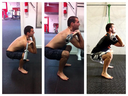 Weightlifting mobility