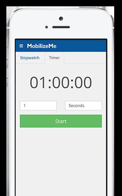 Mobilize Me Mobility App